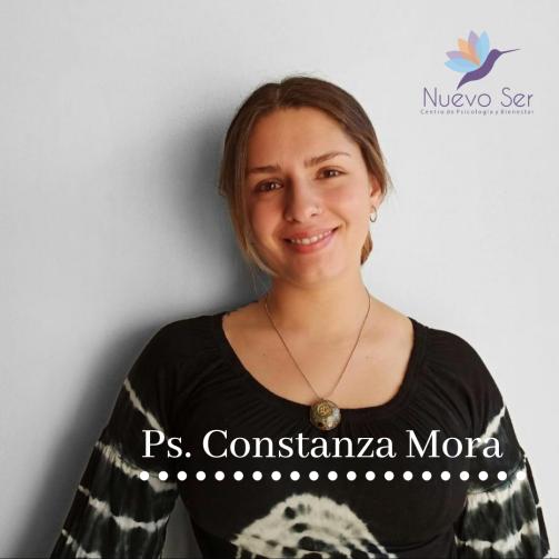 Ps. Constanza Mora López